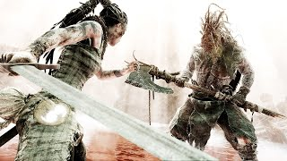 Download 10 Minutes of New Hellblade: Senua's Sacrifice Gameplay Video