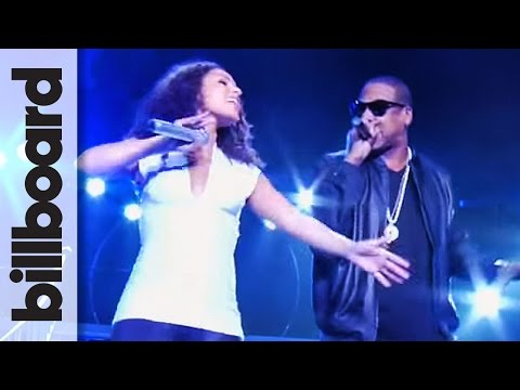 Alicia Keys & Jay Z Perform 'Empire State of Mind' Live at Madison Square Garden | Billboard