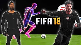Download INCREDIBLE | MOTION CAPTURE FOR FIFA 18 ft. DELE ALLI & AKINFENWA Video
