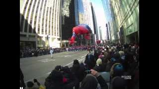 Download Macy´s Thanksgiving Day Parade 2013 Timelapse by seefew Video