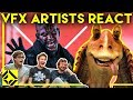 Download VFX Artists React to THE PREQUELS Bad & Great CGi Video