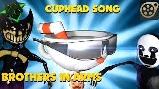 Download [SFM] Cuphead song - Brothers In Arms (DAGames) - Original music version Video