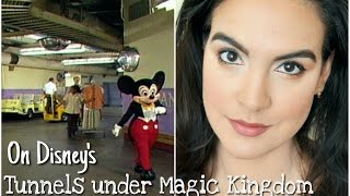 Download Disney's Tunnels Under Magic Kingdom... Video
