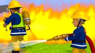 Download Fireman Sam US NEW Episodes | Fireman Sam's Best Saves - Fighting Fire | Cartoons for Children Video
