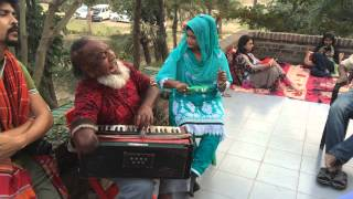 Download Tomar Lekha Gaan Ami Gaibo- Emdad Baul Video