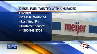 Download Unleaded fuel mixed with diesel at Franklin Meijer Video