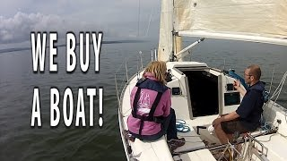 Download WE BUY A SAILING BOAT! The Hanse 291 Seahorse that we saw last week Video