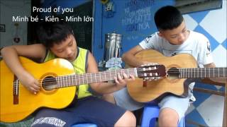 Download Proud of you (Guitar for KiDs) Video