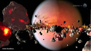 Download ScienceCasts: Did Earth Have Two Moons? Video