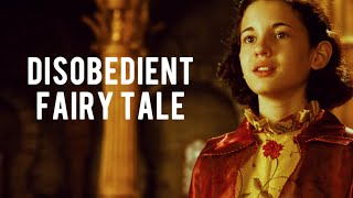 Download Pan's Labyrinth: Disobedient Fairy Tale Video