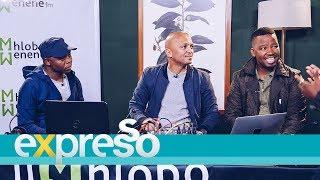Download Umhlobo Wenene's BEE breakfast team joins Expresso! Video
