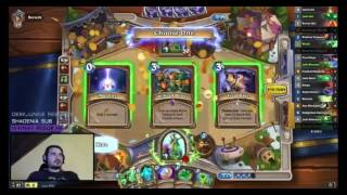 Download Kripp as Jade Druid vs C'Thun Druid [Hearthstone | Mean streets of Gadgetzan] Video