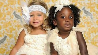 Download Mom's Twins Born Different Colors. 18 Years Later, This Is What They Look Like Video