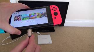 Download What Happens When you put a Wii Game in a Nintendo Switch Video