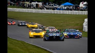 Download 2018 Mobil 1 SportsCar Grand Prix: IMSA Crosses the Border Video