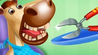 Download My Little Animals Pet Hospital - Fun Pet Animal Care Games For Kids Video