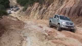 Download TOYOTA HILUX OFFROAD 4x4 (MORExtreme). Malaysia Video