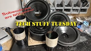 Download Subwoofer parts are NOT universal! - Tech Stuff Tuesday Video