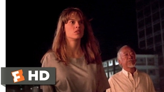 Download The Next Karate Kid (1994) - Julie Fights Ned Scene (9/10) | Movieclips Video