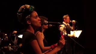 Download Fermin Muguruza & Micaela Chalmeta Big Band - Lucrezia Video