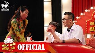 Download Thách Thức Danh Hài mùa 2| Cô giáo dạy Hoá làm Trấn Thành Việt Hương không nhịn được cười Video