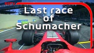 Download Schumacher's last race (onboard) Palik Video
