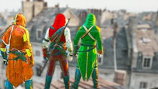 Download Insane Co-Op Murder! (Assassin's Creed Unity Funny Moments) Video