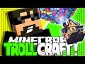 Download Minecraft: TROLL CRAFT | MISSING HOUSE TROLL!! [11] Video