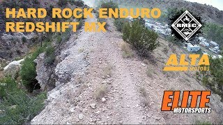 Download RMEC Hard Rock Enduro on the Alta Redshift MX! Video