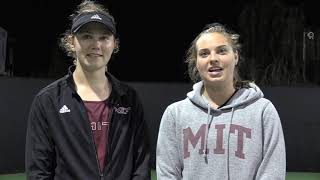 Download All American Honors for the MIT Women's Tennis Team at the 2018 NCAA Singles-Doubles Championship! Video