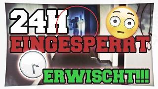 Download 24 STUNDEN EINSPERREN IM GEISTERHAUS ⛔️ ERWISCHT & TODESANGST⛔️ Video