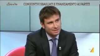 Download Alessandro Di Battista - L'aria che tira ″I minuti di raccoglimento ipocriti″ (INTEGRALE) Video