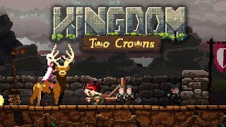 Download Romancing the Deer - Mount Uprade! - Kingdom Two Crowns Gameplay - Island 2 Video