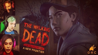 Download Gamers Reactions to Clementine's appearance | The Walking Dead - A New Frontier Video