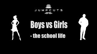 Download Boys vs Girls - the school life Video