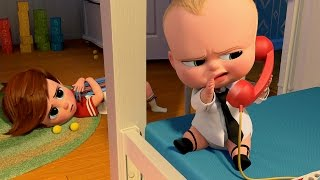 Download The Boss Baby ALL TRAILERS - 2017 DreamWorks Animation Video