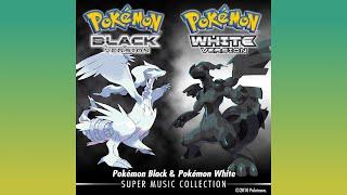 Download Pokémon Black & White - Driftveil City Video