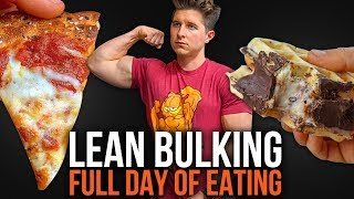 Download Lean Bulking Full Day of Eating! 3000 Calories Video