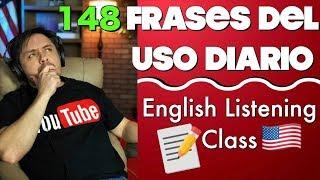 Download 148 FRASES en Inglés que vas a necesitar todos los días! - ENGLISH LISTENING CLASS Video