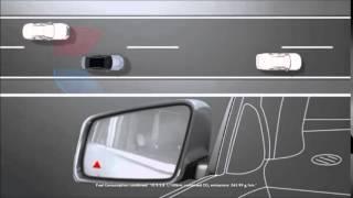Download Mercedes-Benz Active Blind Spot Assist - E-Class Video