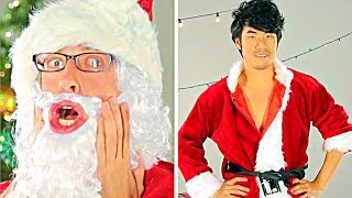Download The Try Guys Become Santa • Santa Spectacular: Part 1 Video