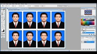 Download how to create passport size photo on adobe Photoshop 7. 0 Video