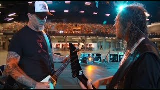 Download Metallica - The Making Of Fan Can 6 / Backstage Footage (2009) [Full Documentary] Video