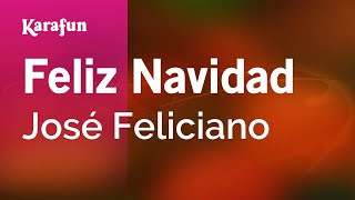 Download Karaoke Feliz Navidad - José Feliciano * Video