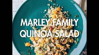 Download Marley Family Quinoa Salad, Recipe How To Video - from ″Cooking With Herb″ Video