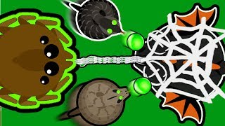 Download MOPE.IO NEW GIANT SPIDER UPDATE! COBRA & BOA CONSTRICTOR POISON ANIMALS! (Mope.io New Update) Video
