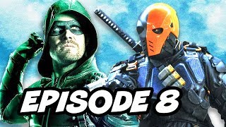 Download Arrow Season 5 Episode 8 - The Flash Supergirl Legends Crossover Part 3 Video
