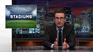 Download Stadiums: Last Week Tonight with John Oliver (HBO) Video
