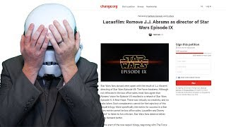 Download There's a Goofy Star Wars Change.org Petition to Remove J.J. Abrams... Video