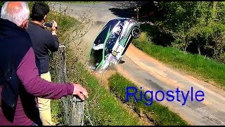 Download Rallye du Lyon Charbonnières 2017 crash, on the limite by Rigostyle Video